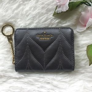 NWT Kate Spade Dani Briar Lane Quilted Wallet